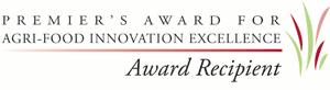 Premier's Award for Agri-food Innovation Excellence