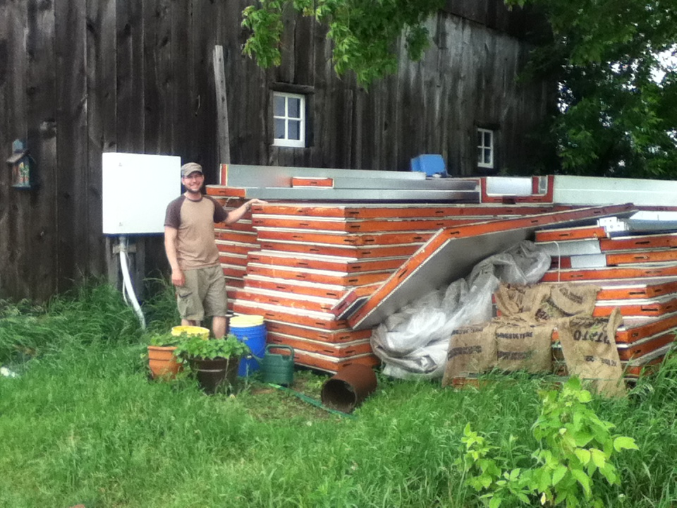 Cold Cellar Part 1 – The Recovery Mission